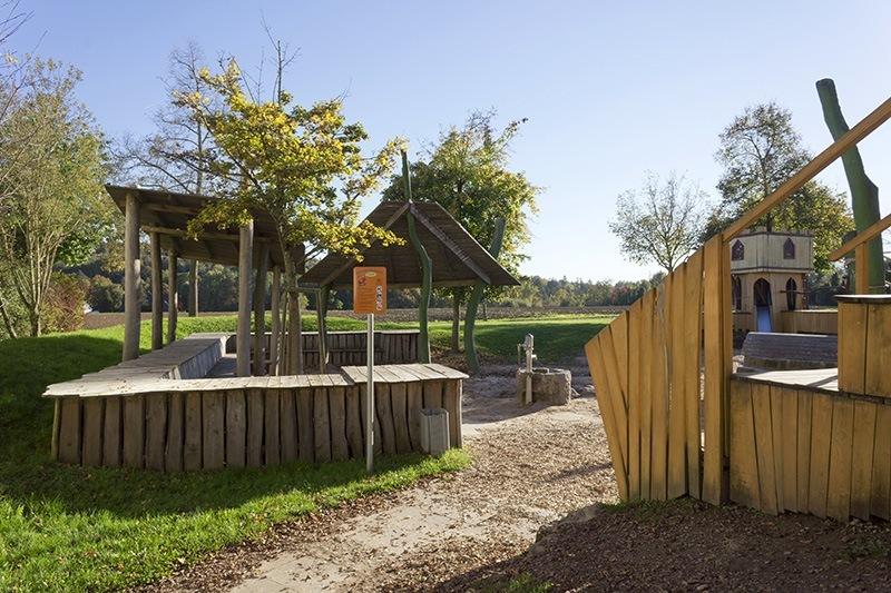 Spielplatz auf dem Mohrenäcker